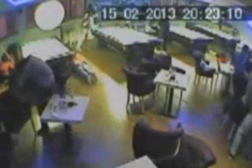 UZNEMIRUJUĆI VIDEO: Na internetu osvanuo snimak ubistva braće Gojčanin!