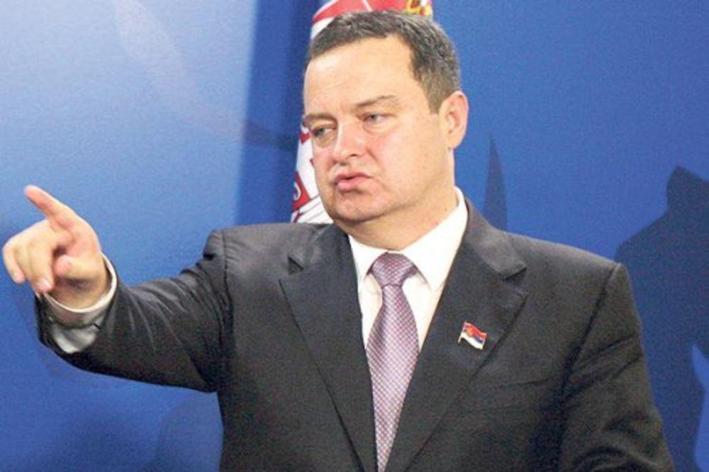 Dačić: Neke velike zemlje vrše pritisak da se prizna Kosovo!