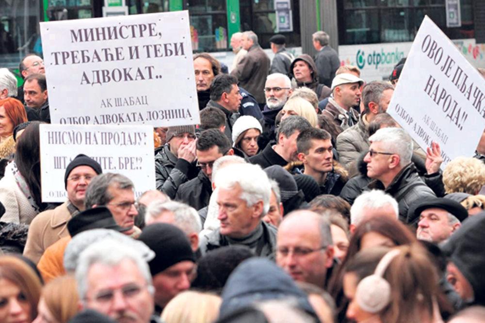 NEZADOVOLJNI ZAKONOM O PLATAMA: Sindikati najavili štrajk upozorenja za sredu