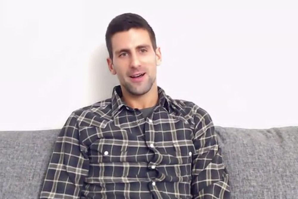 (VIDEO) ĐOKOVIĆ: Želim da gledam sve što moj sin uradi, jer ne želim ništa da propustim
