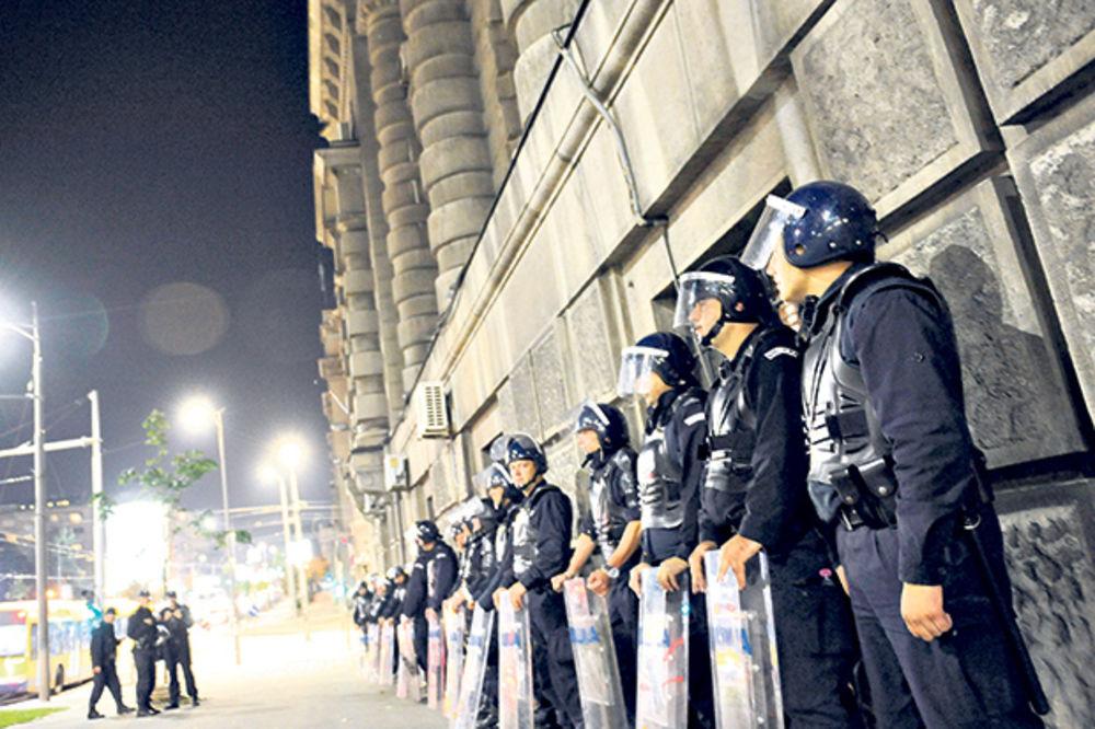 POTPUNA BLOKADA BEOGRADA: 10.000 policajaca čuvaće 17 premijera, Edi Rama ponovo u Srbiji