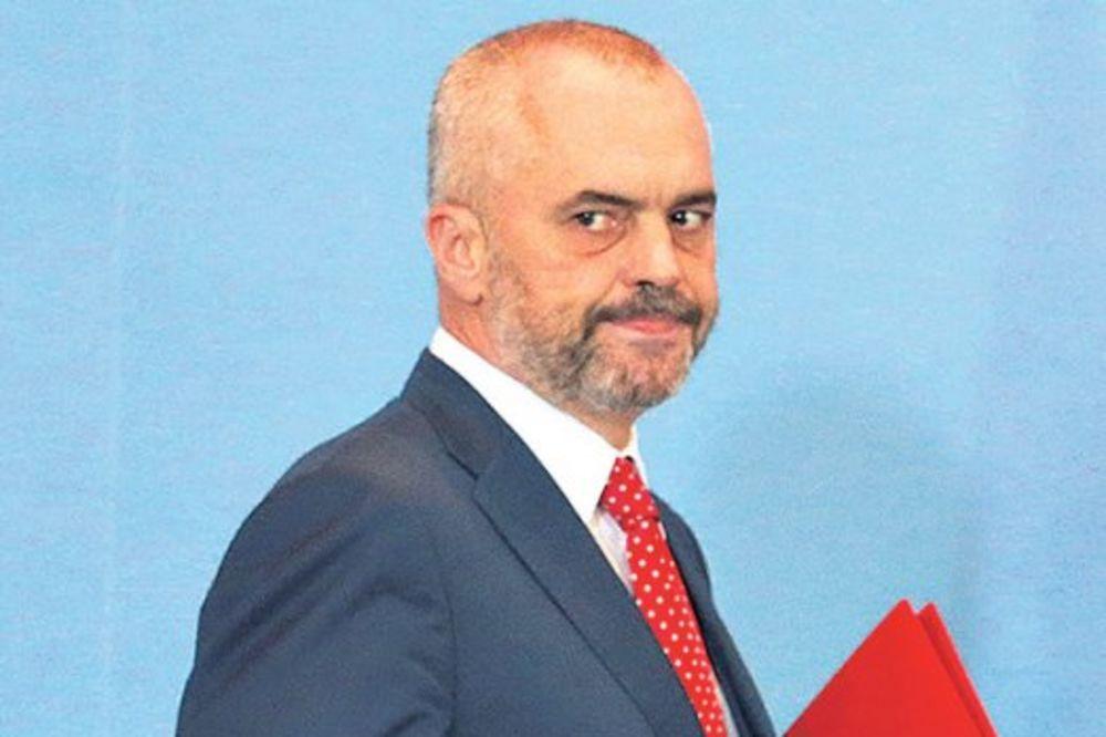 PREMIJER ALBANIJE RAMA: Napuštam stadion ako u Tirani budem čuo Ubij Srbina