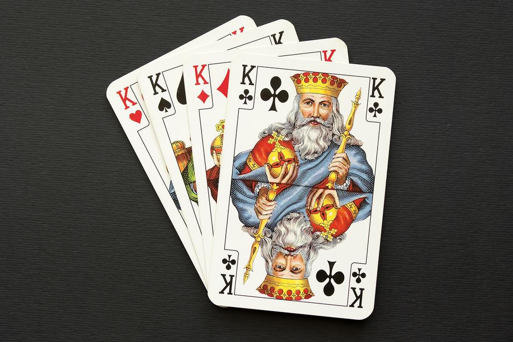 U SVAKOM ŠPILU KARATA IMA JEDAN SAMOUBICA: Ovo je priča o kralju koji je izgubio svoje brkove!