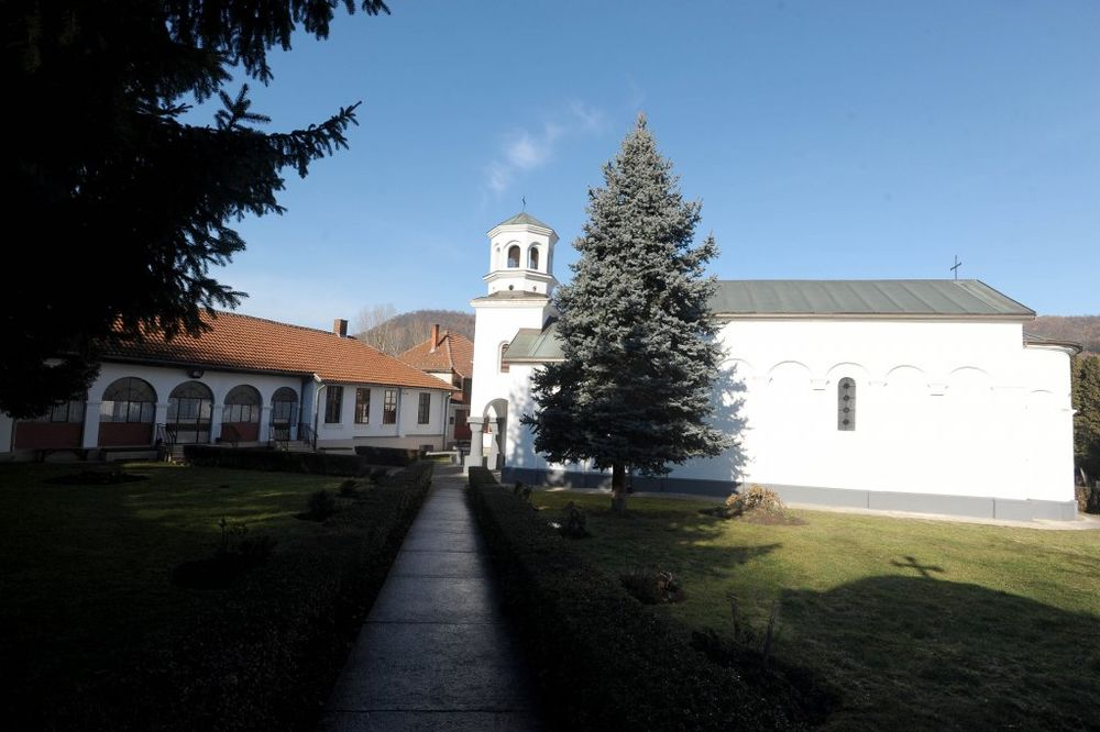 Manastir Vavedenje kod Ovčar banje (Foto: Zorana Jevtić)