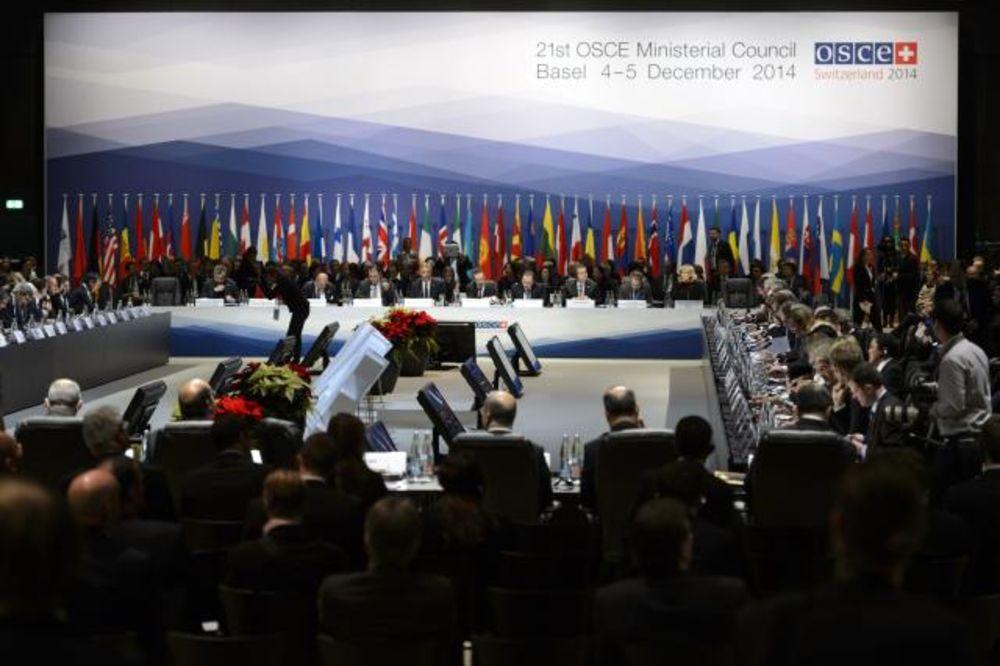 Dačić: OEBS može da doprinese rešavanju krize u Ukrajini