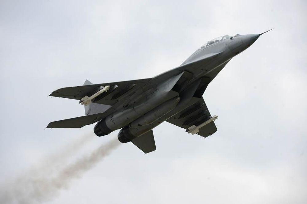 NIKO NIJE STRADAO: Pao ruski MiG-29, pilot se bezbedno katapultirao