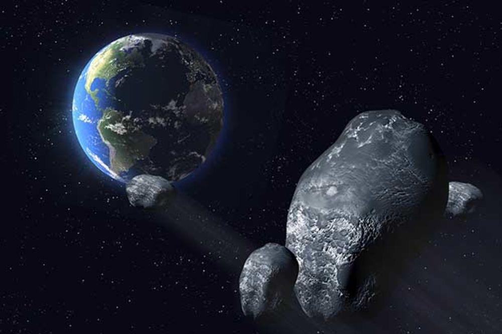 ASTRONOMI STRAHUJU OD UDARA: Asteroid će proći 5. marta, nikad bliže Zemlji!