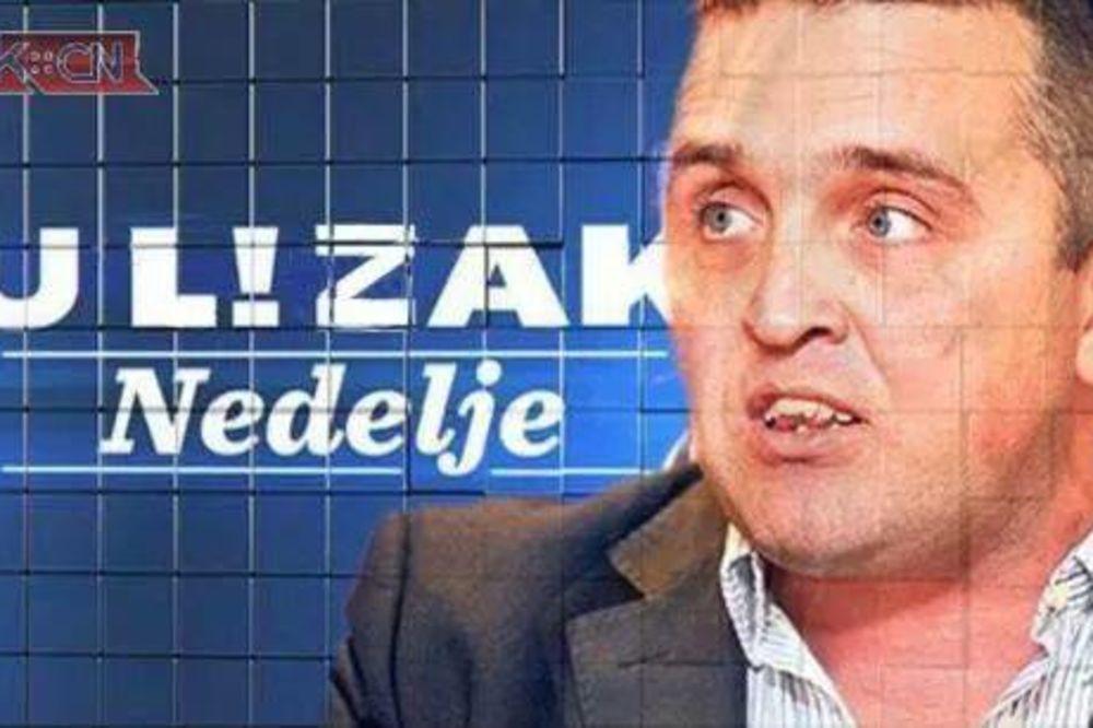 RASPAKIVANJE LAŽNOG GAZDE SLUŽBENOG GLASNIKA INFORMER Izvinite se Vučićeviću što ga zovete novinarom