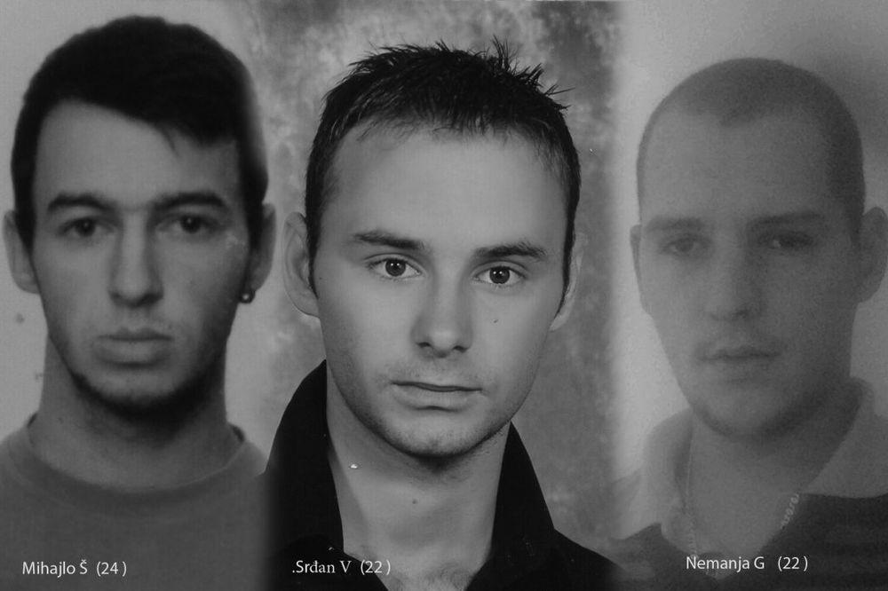 (FOTO) S ROĐENDANA U SMRT: Nastradala tri mladića u Begeču, vektrom udarili u betonski stub