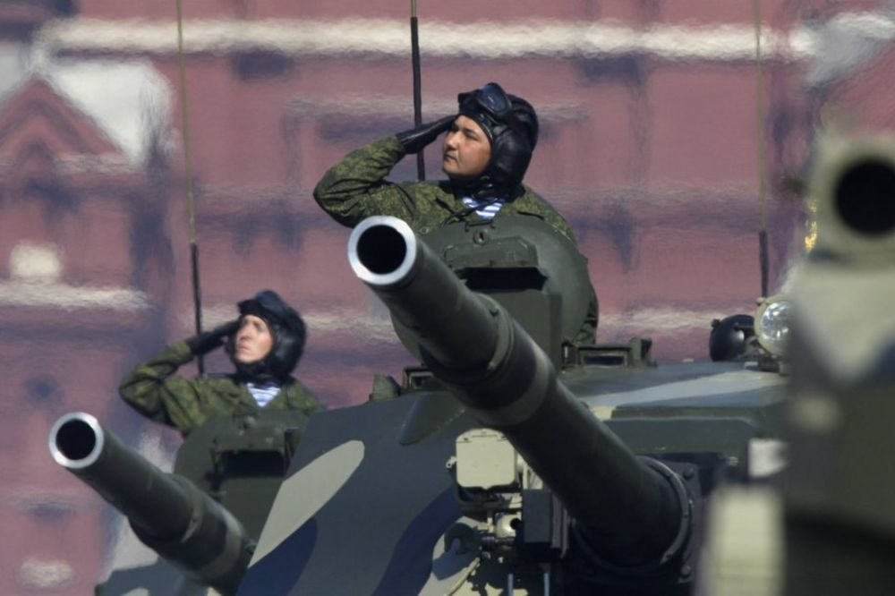 Ruska vojska, Foto AP