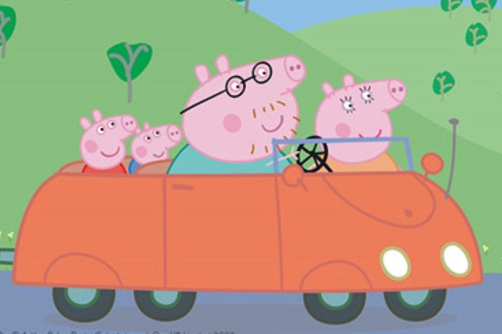 Ministarka zavodi red u crtanom filmu pepa prase ne sme da vozi bez novinarska udruenja su protiv takvog zakona thecheapjerseys Choice Image
