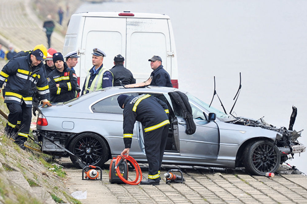 SIN OLJE BEĆKOVIĆ: Dušan je vozio brzo, govorili smo da uspori, ja sam bio na zadnjem sedištu!