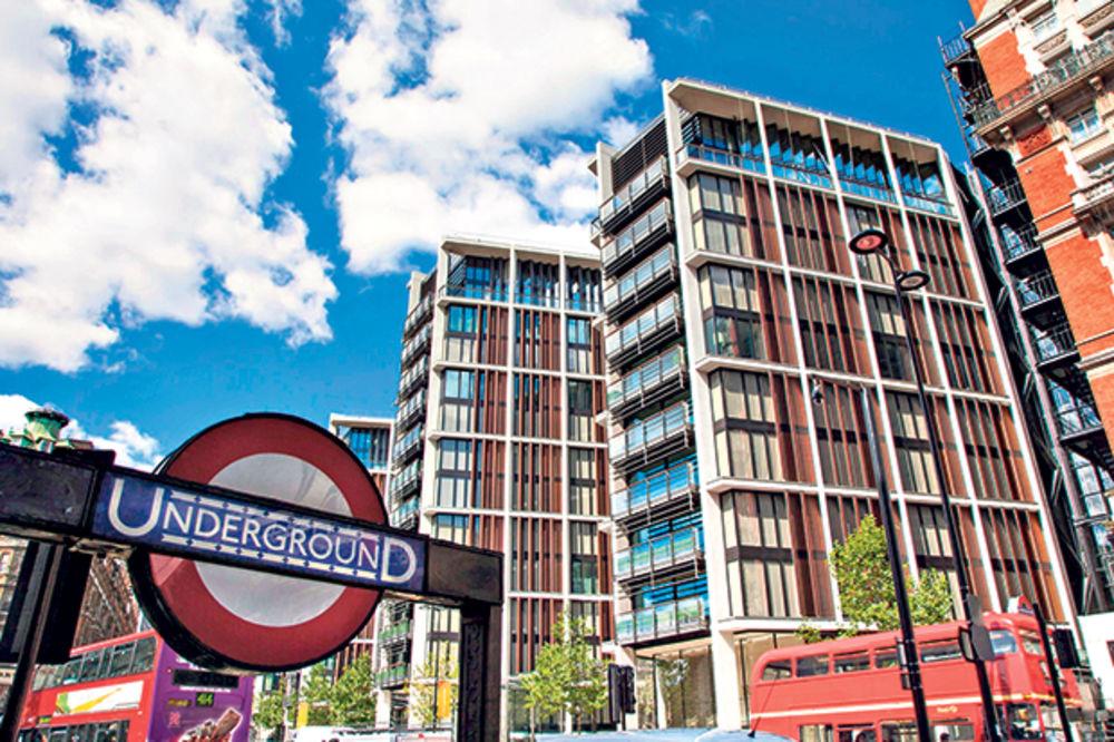 LEPA VEST ZA IMUĆNE KUPCE: Pada vrednost najskupljih kuća i stanova u Londonu