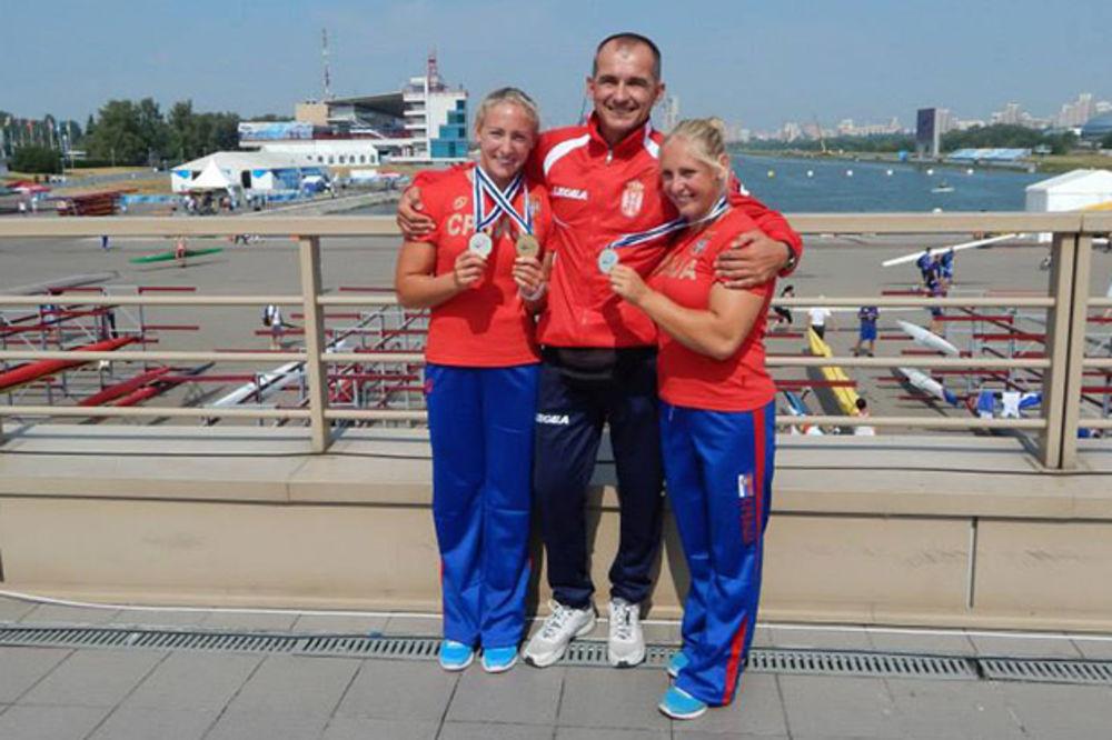 KANDIDAT ZA TRENERA GODINE: Dragan Plavšić osvojio sedam medalja na Svetskim i Evropskim prvenstvima
