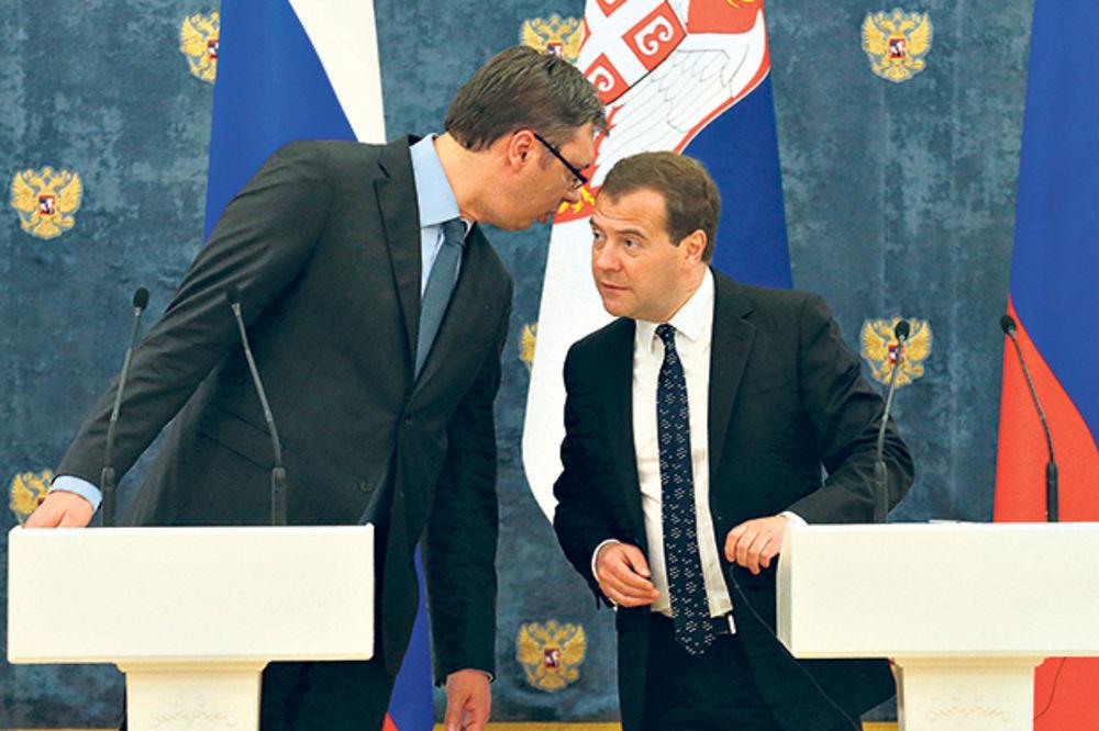 POZIV KOJI SE NE ODBIJA: Medvedev pozvao Vučića u Moskvu?!