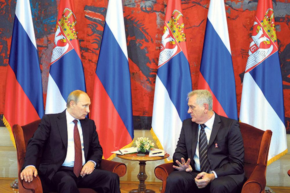 """OKRETANJE LEĐA RUSIJI: Koliko Srbiju može da košta """"njet"""" Putinu"""