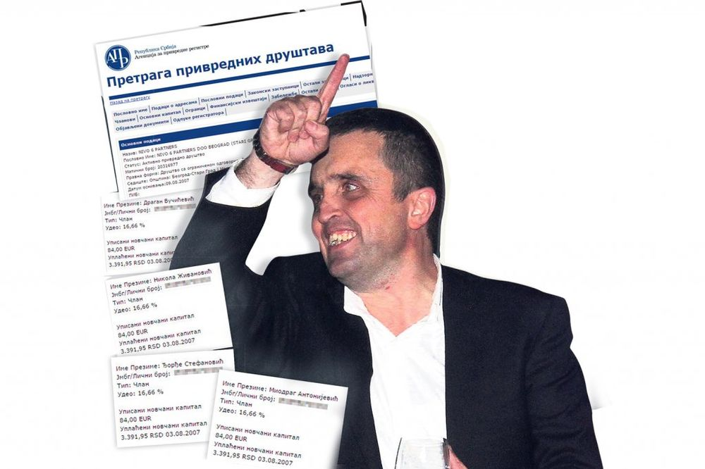 POLTRON: Vučićević otvarao firme sa Dinkićevim i Đilasovim ljudima