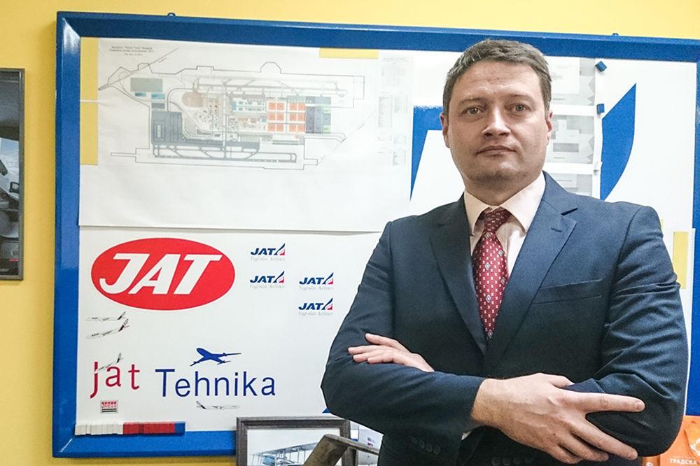 Direktor Jat Tehnike: Odlični odnosi sa Er Srbijom!