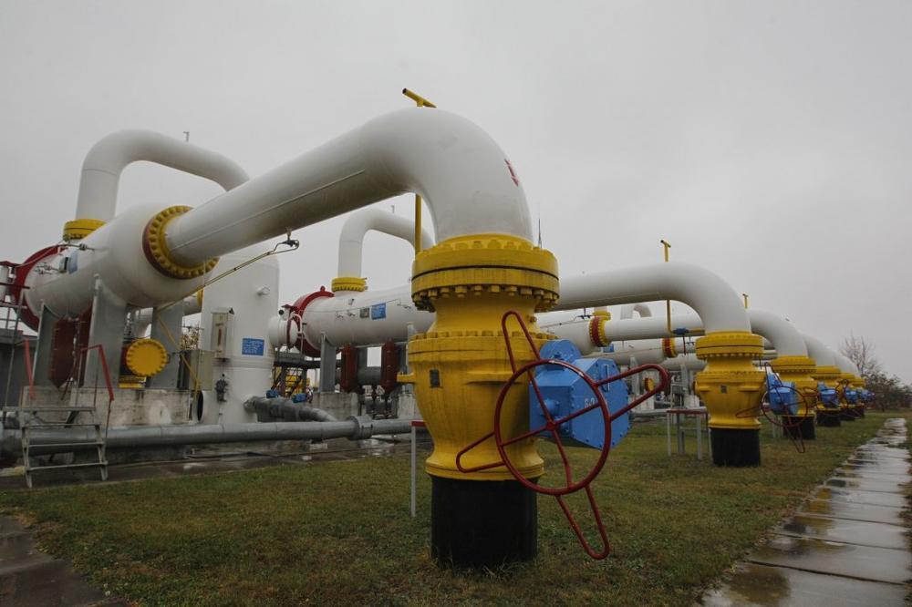 Sporazum Moskve i Kijeva o isporuci gasa do kraja marta