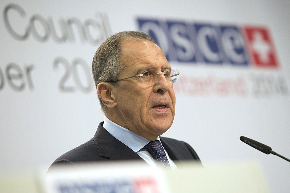 Lavrov: Predsedavanje Srbije OEBS veliki izazov