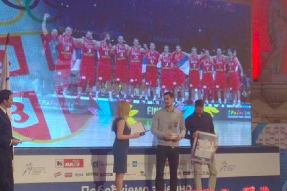OLIMPIJSKI KOMITET: Đoković, Moldovan i košarkaši najbolji u 2014.