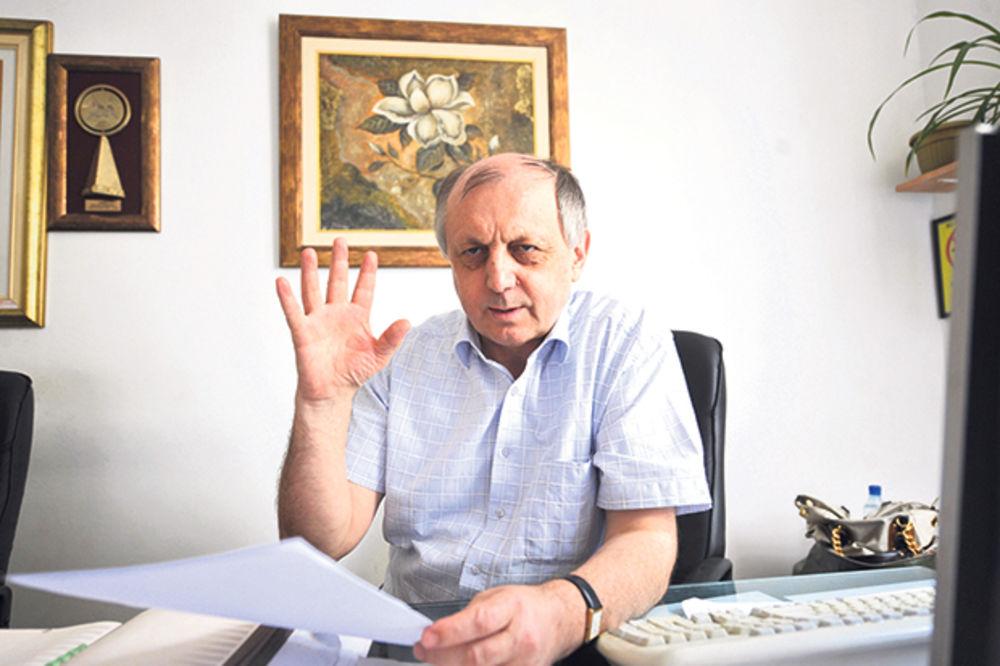 Dragan J. Vučićević, kao žuti mafijaš, hteo da otme Kurir!