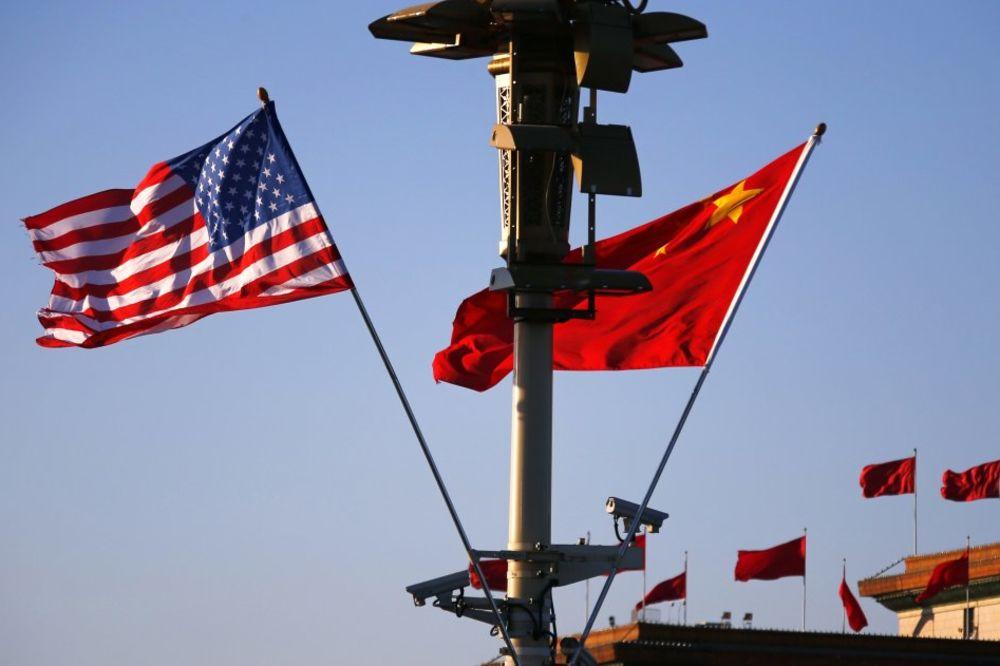 PEKING OPTUŽUJE VAŠINGTON: SAD seju haos u Južnom kineskom moru