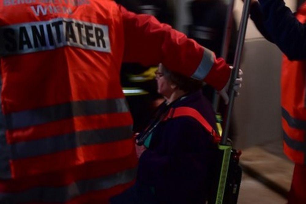 ŠTA JE TO SA BEČKIM ZGRADAMA: Još jedna evakuisana zbog popucalih zidova!