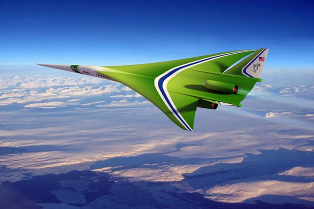 ZAVIRITE U SUPERSONIČNO DOBA: NASA predstavila 9 oblika letelica budućnosti! (FOTO)