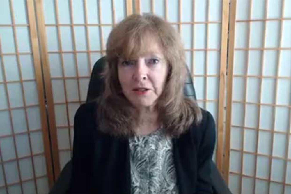 Uzbunjivač: Elen Braun (Foto: Printscreen YouTube)