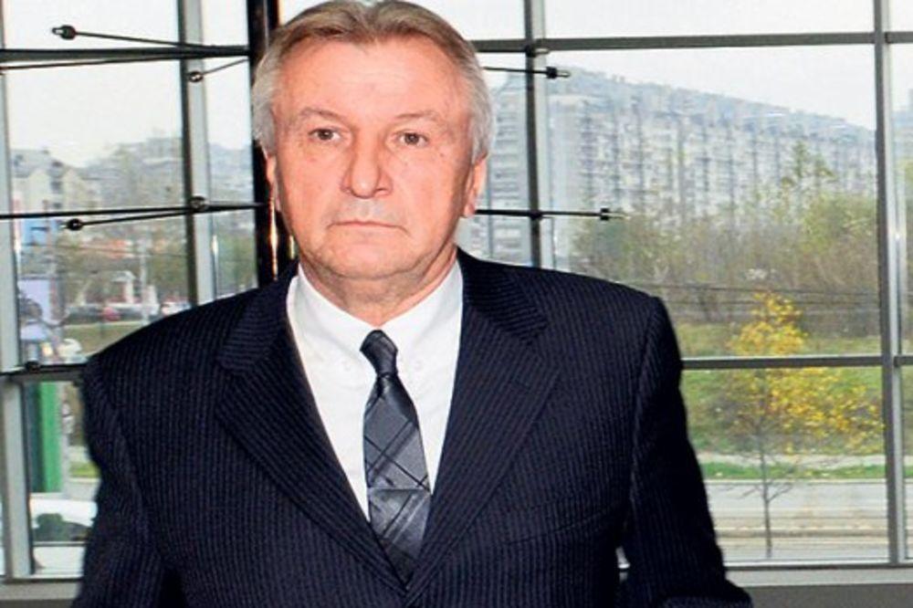 Sreten Nikolić: Podmeću mi da sam Zvezdaš!