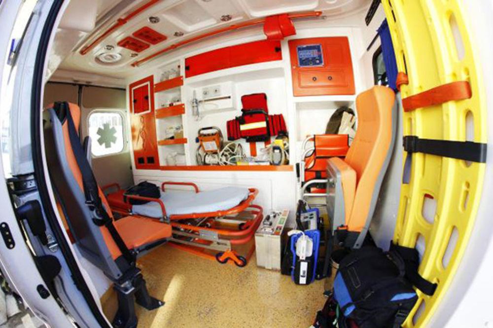 NOVI SAD: Muškarac (47) povređen u Bulevaru Evrope