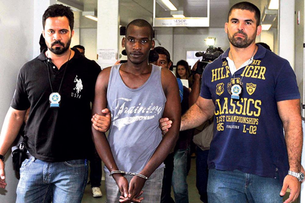 KRVNIK IZ BRAZILA: Ubio sam 42 ljudi, moram da koljem!