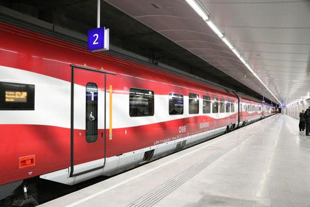 DIREKTNA VEZA: Vozom od Glavne stanice do bečkog aerodroma za samo 17 minuta!