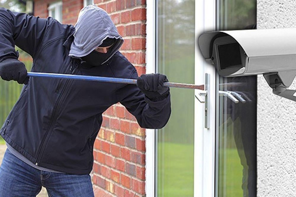 OPREZNO S VIDEO NADZOROM: Vlasnik opljačkane kuće mora da plati odštetu provalniku!