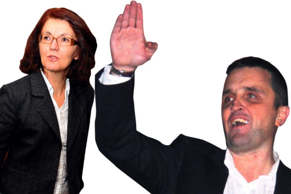 RADIO NAJPRLJAVIJE POSLOVE ZA ŠEFOVE: Vučićević po nalogu tajkuna napadao i Vericu Barać!