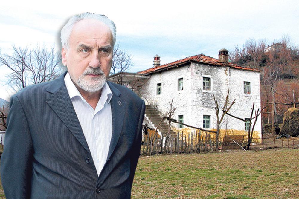 """PROVALJENI: Vukčević na meti albanske mafije zbog """"žute kuće"""""""