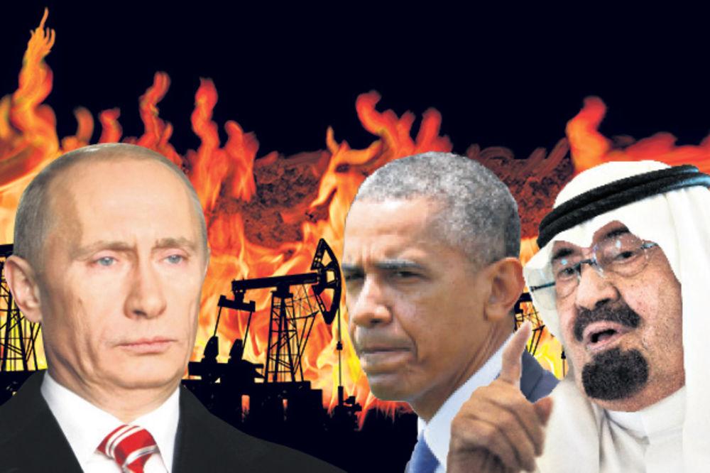 UDAR: Počinje rat zbog nafte?!