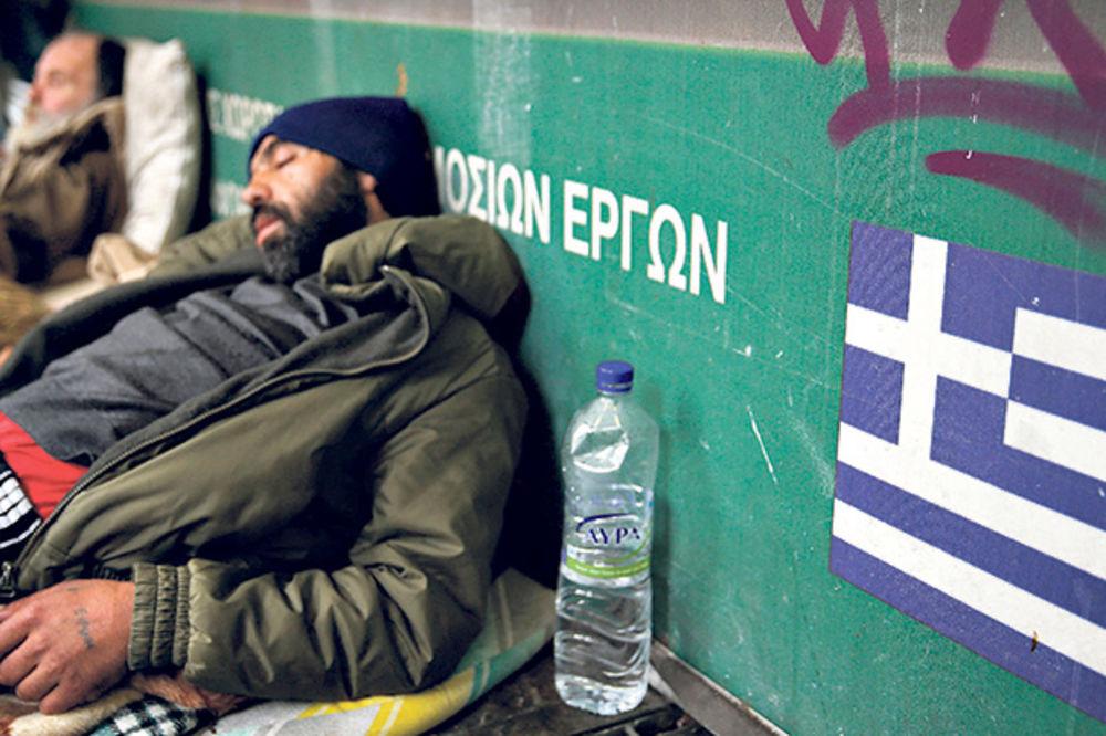 ŠOJBLE: Berlin se priprema za mogući bankrot Grčke