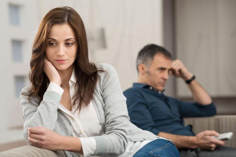 9 znakova da je razvod pred vratima
