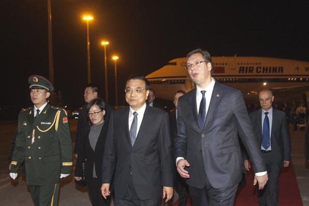 KINESKI PREMIJER LI: Samit će obogatiti odnose između Kine, Srbije i Evrope