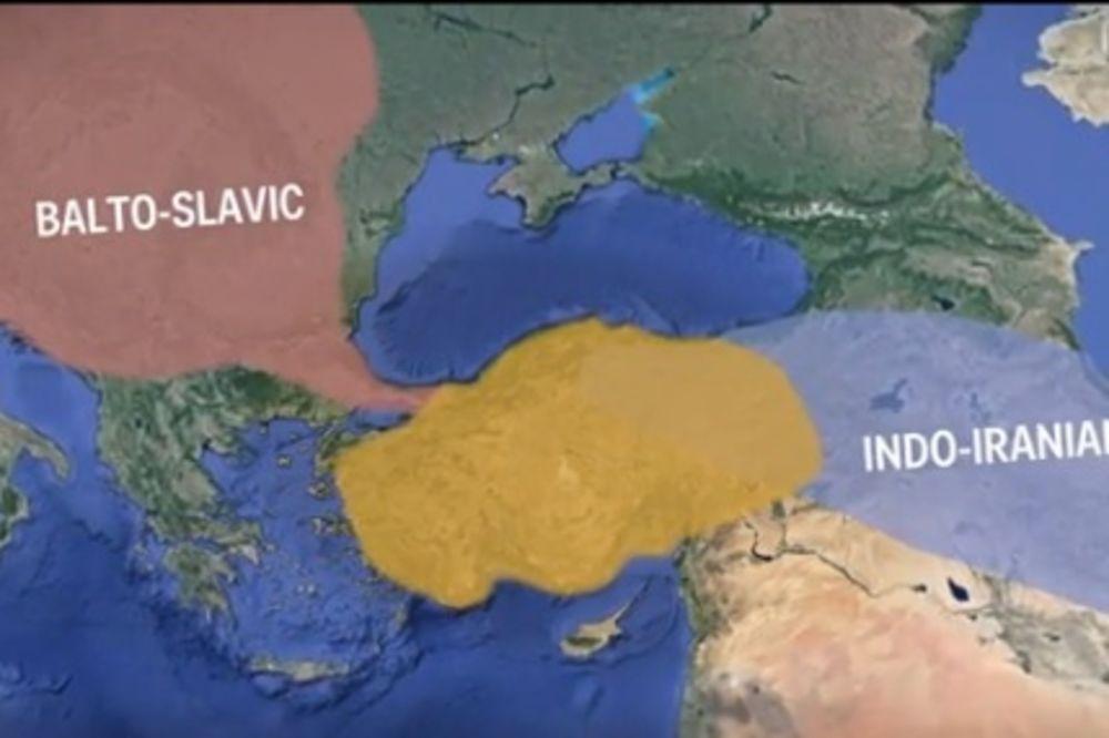 NAJSTARIJI NA SVETU: Srpski jezik nastao odmah posle smrti Isusa Hrista?