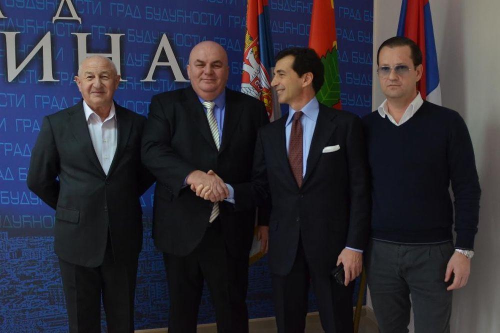 PALMA: Na proleće počinje gradnja tri nove fabrike u Jagodini