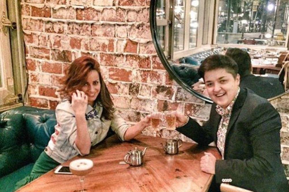 Marija Šerifović i Jelena Žeželj uživaju u Americi