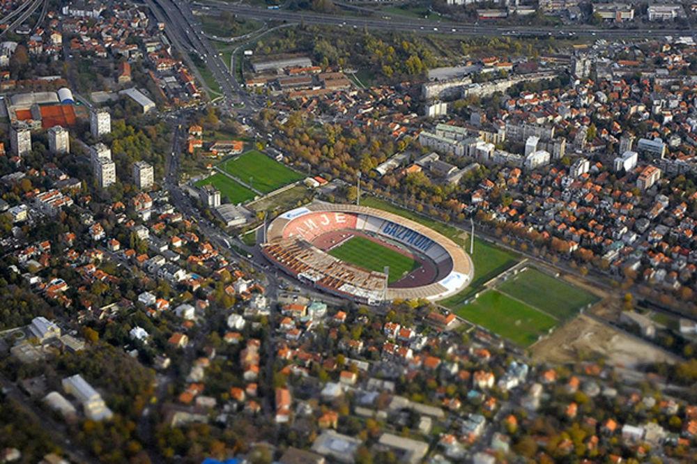 (VIDEO) MARAKANI NOVO IME: Stadion Zvezde od danas se zove po Rajku Mitiću