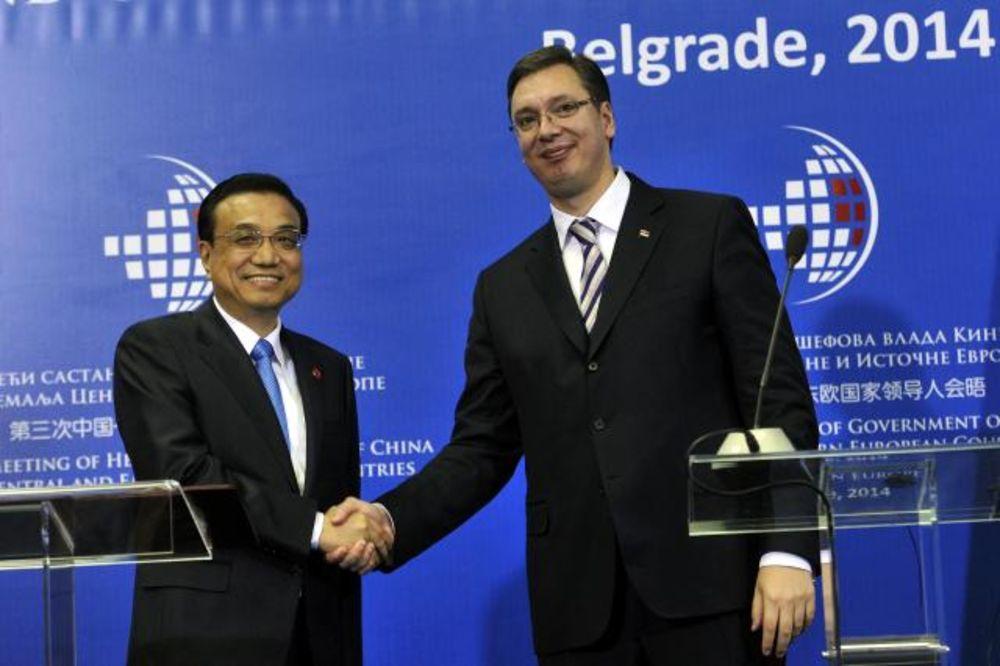 LI KEĆIJANG: Prijateljstvo Srbije i Kine je kao vaša loza, što je duže to je bolje i čvršće!