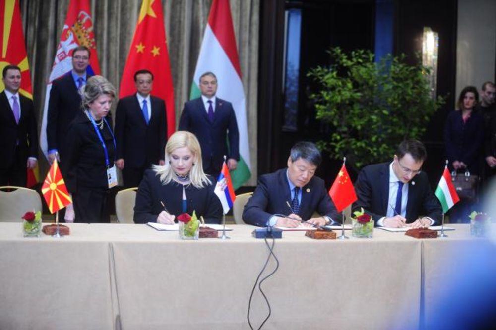 Mihajlovićeva: 6 firmi iz Kine hoće da radi u Srbiji