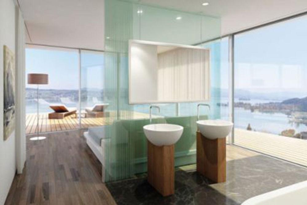 (FOTO) DOMOVI SLAVNIH: Zavirite u luksuzni stan u kojem će živeti Rodžer Federer