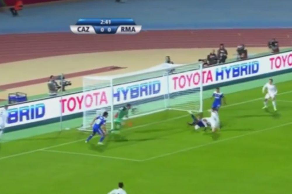 (VIDEO) NEMA GOLA: Ronaldo se obrukao, golman se proslavio
