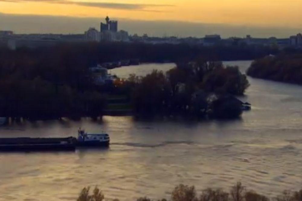 (VIDEO) OVAKVOG GA JOŠ NISTE VIDELI: CNN snimio Beograd iz drona